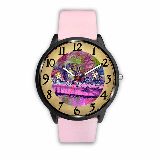 Limited Edition Vintage Inspired Custom Watch Alice Color Clock 2.15 - STUDIO 11 COUTURE