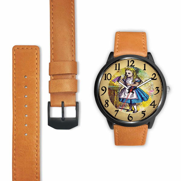 Limited Edition Vintage Inspired Custom Watch Alice Color Clock 2.27 - STUDIO 11 COUTURE