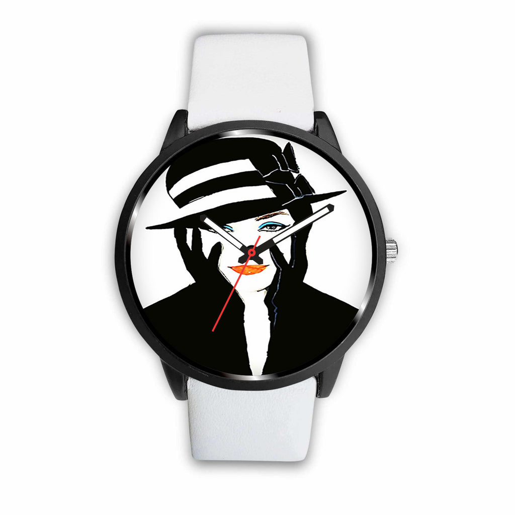 Limited Edition Vintage Inspired Custom Watch Art Original 5.22