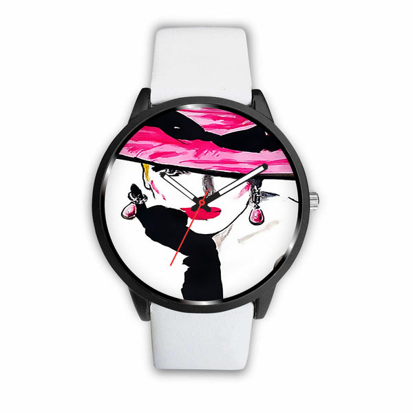 Limited Edition Vintage Inspired Custom Watch Art Original 5.23