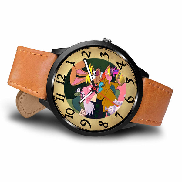 Limited Edition Vintage Inspired Custom Watch Alice Clock 3.A16