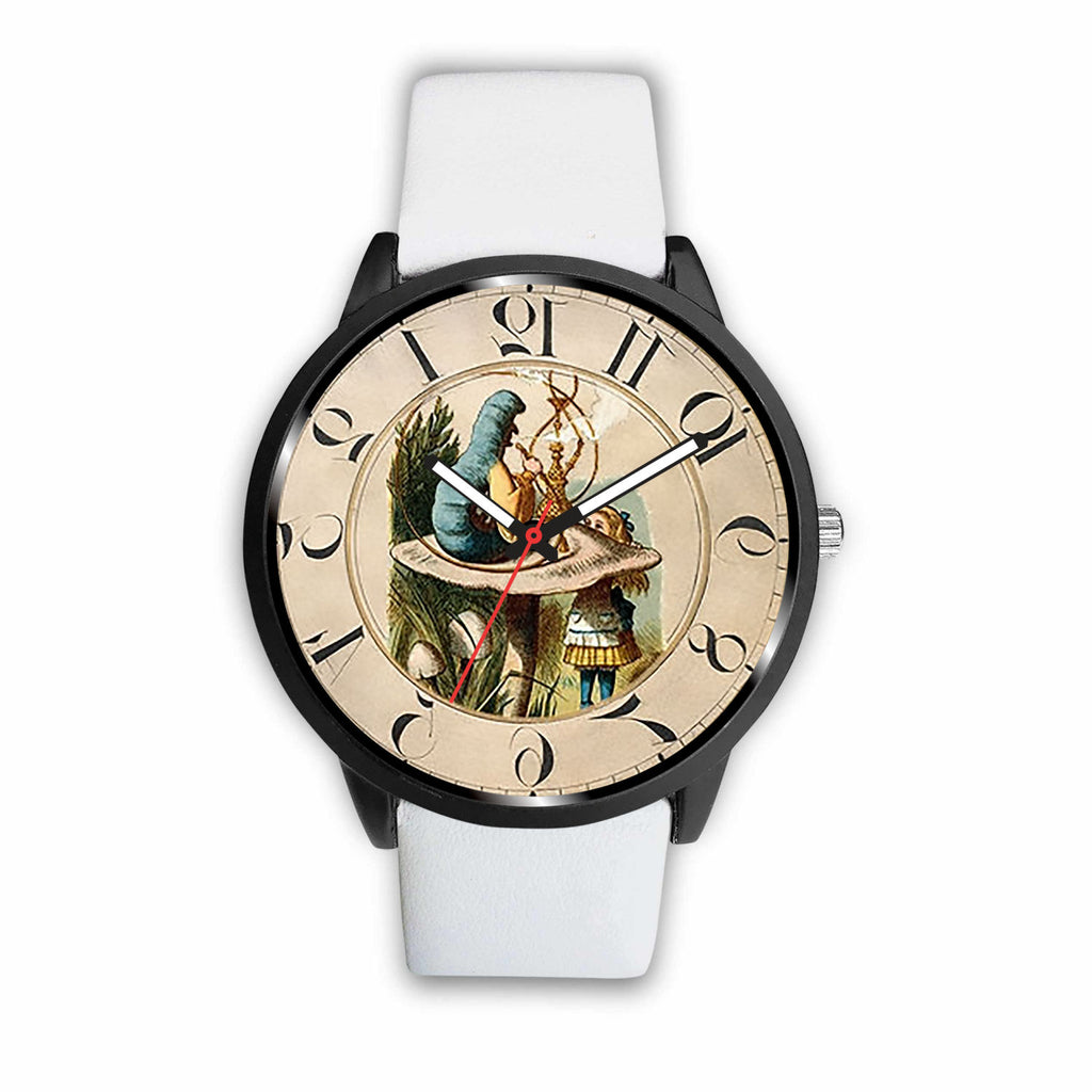 Limited Edition Vintage Inspired Custom Watch Alice Clock 5.5