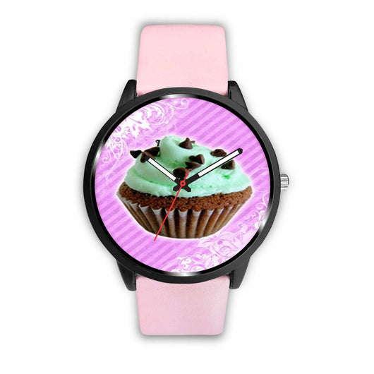 Limited Edition Vintage Inspired Custom Watch Cupcakes 1.3
