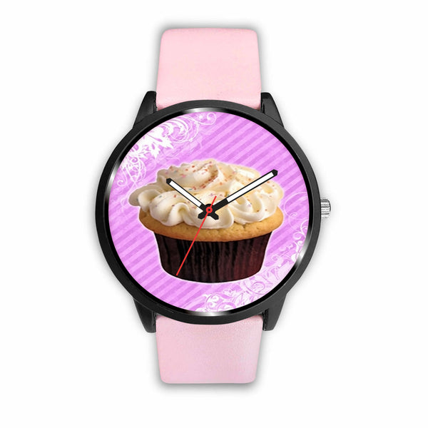Limited Edition Vintage Inspired Custom Watch Cupcakes 1.5