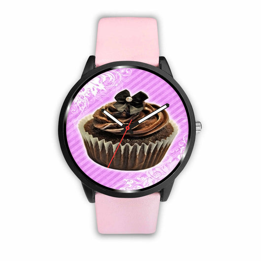 Limited Edition Vintage Inspired Custom Watch Cupcakes 1.6