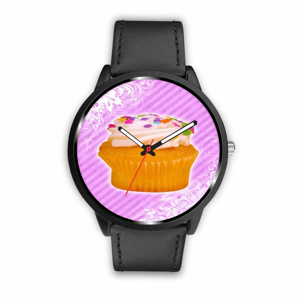 Limited Edition Vintage Inspired Custom Watch Cupcakes 1.8