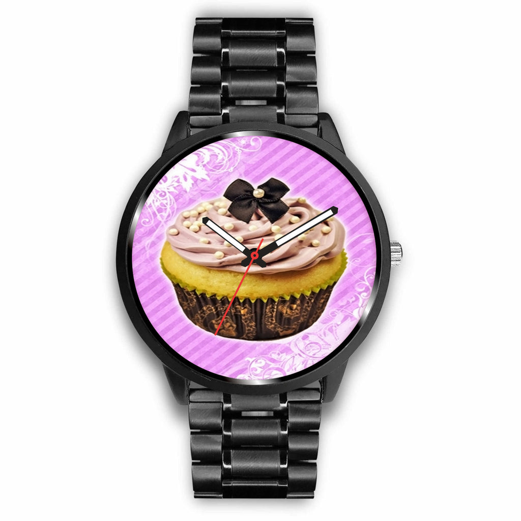 Limited Edition Vintage Inspired Custom Watch Cupcakes 1.9