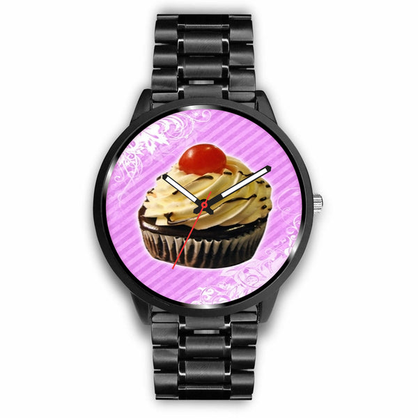 Limited Edition Vintage Inspired Custom Watch Cupcakes 1.12