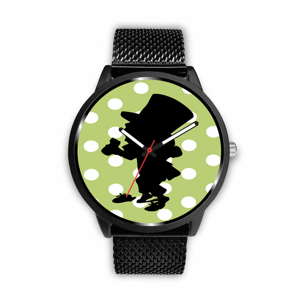 Limited Edition Vintage Inspired Custom Watch Alice Shadows 41.4