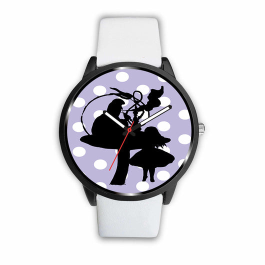 Limited Edition Vintage Inspired Custom Watch Alice Shadows 41.6
