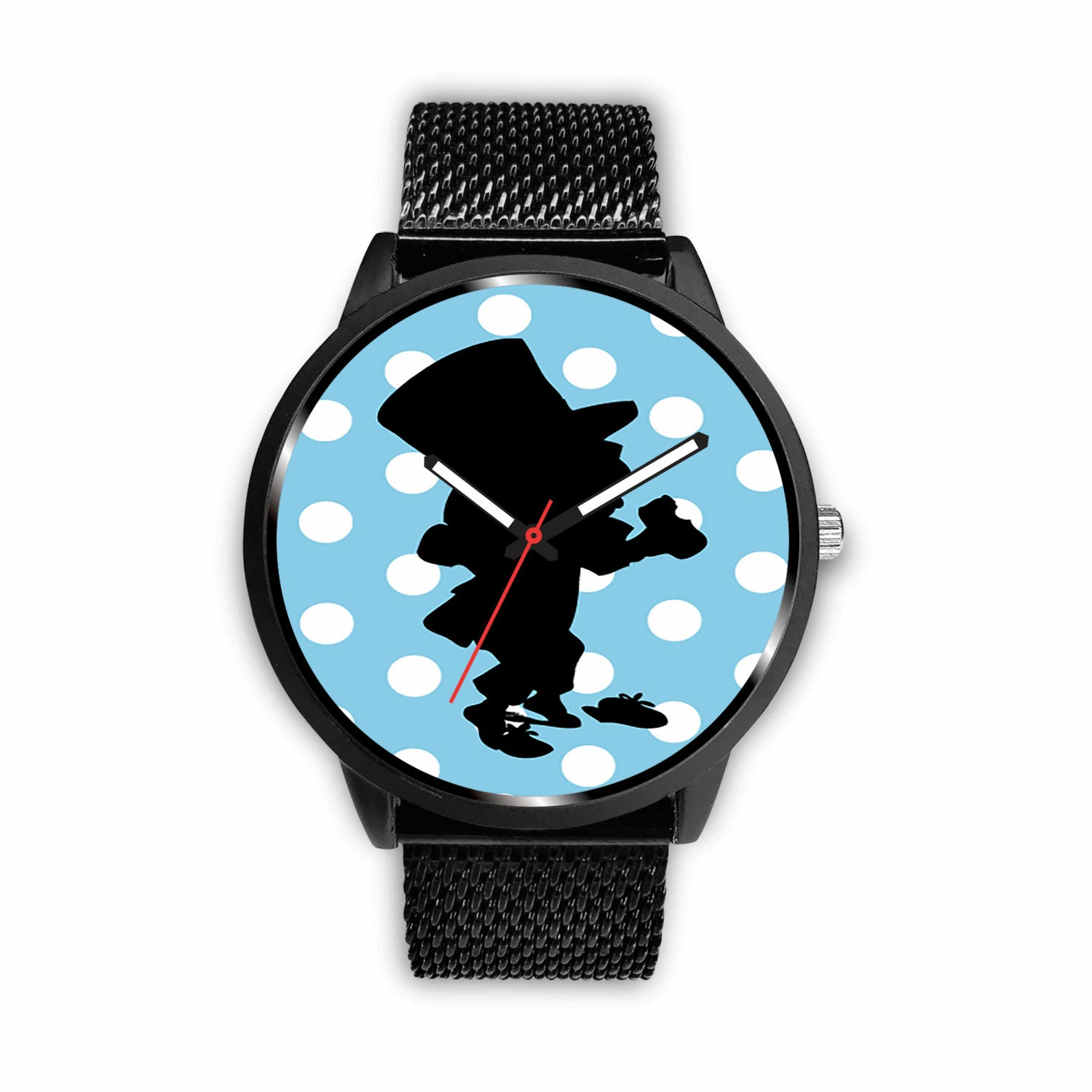 Limited Edition Vintage Inspired Custom Watch Alice Shadows 41.11