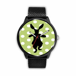Limited Edition Vintage Inspired Custom Watch Alice Shadows 41.14