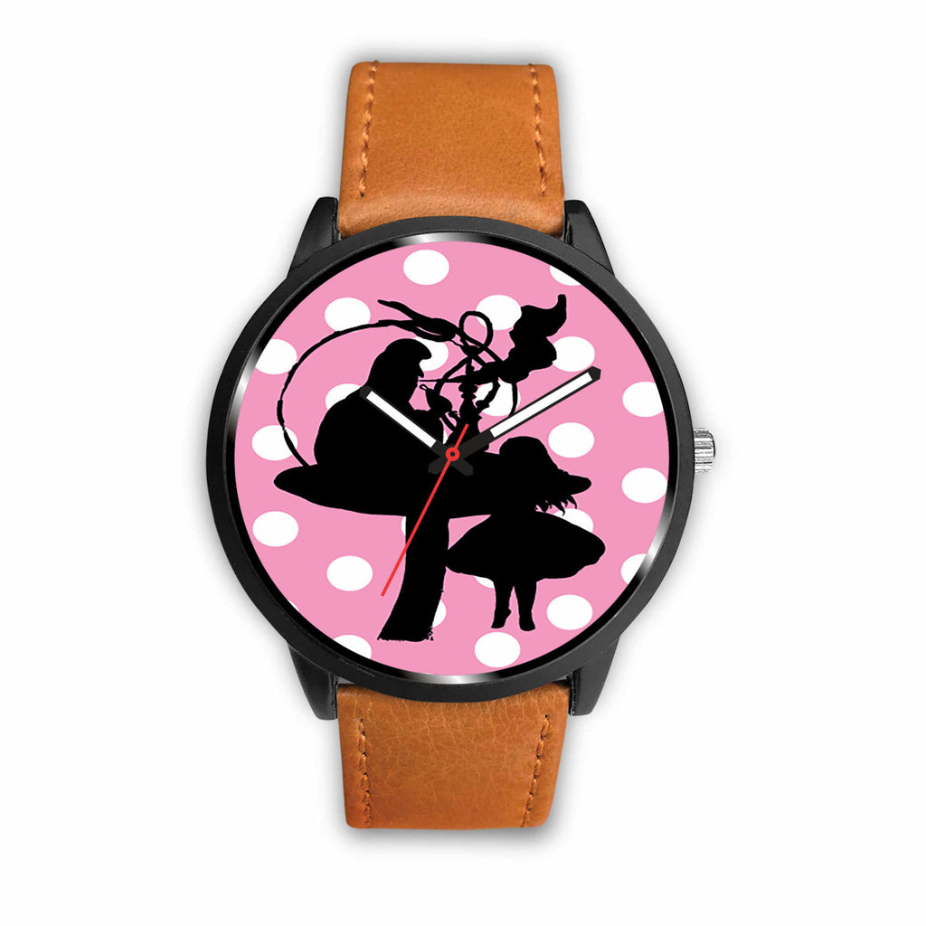 Limited Edition Vintage Inspired Custom Watch Alice Shadows 41.23
