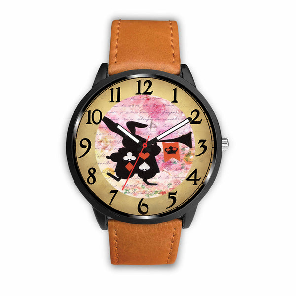 Limited Edition Vintage Inspired Custom Watch Alice Clock 9.1