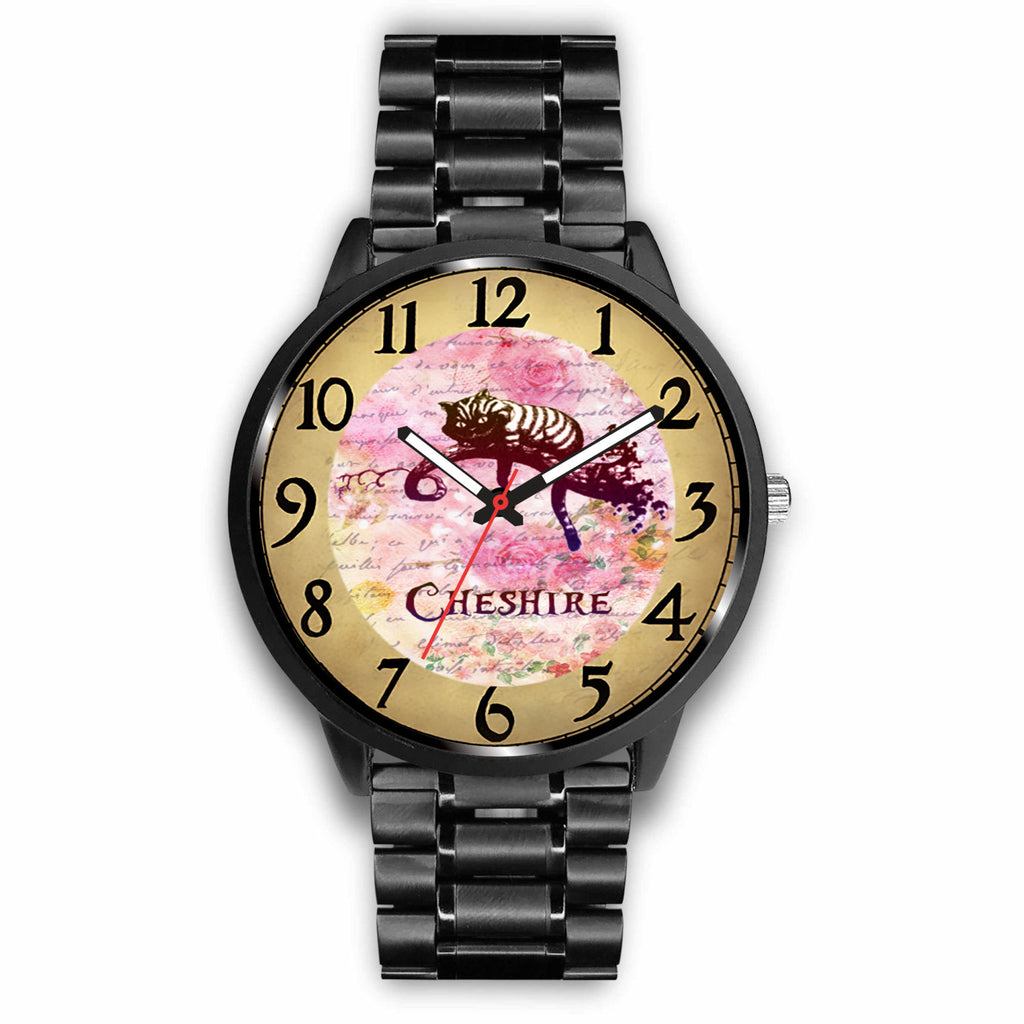 Limited Edition Vintage Inspired Custom Watch Alice Clock 9.11