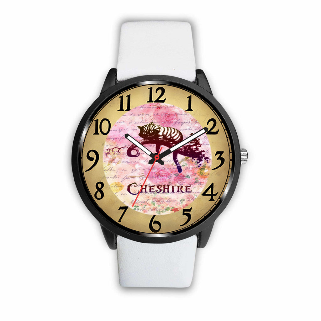 Limited Edition Vintage Inspired Custom Watch Alice Clock 9.11 - STUDIO 11 COUTURE