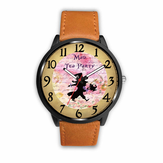 Limited Edition Vintage Inspired Custom Watch Alice Clock 9.13