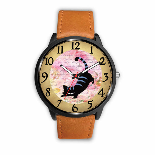 Limited Edition Vintage Inspired Custom Watch Alice Clock 9.17