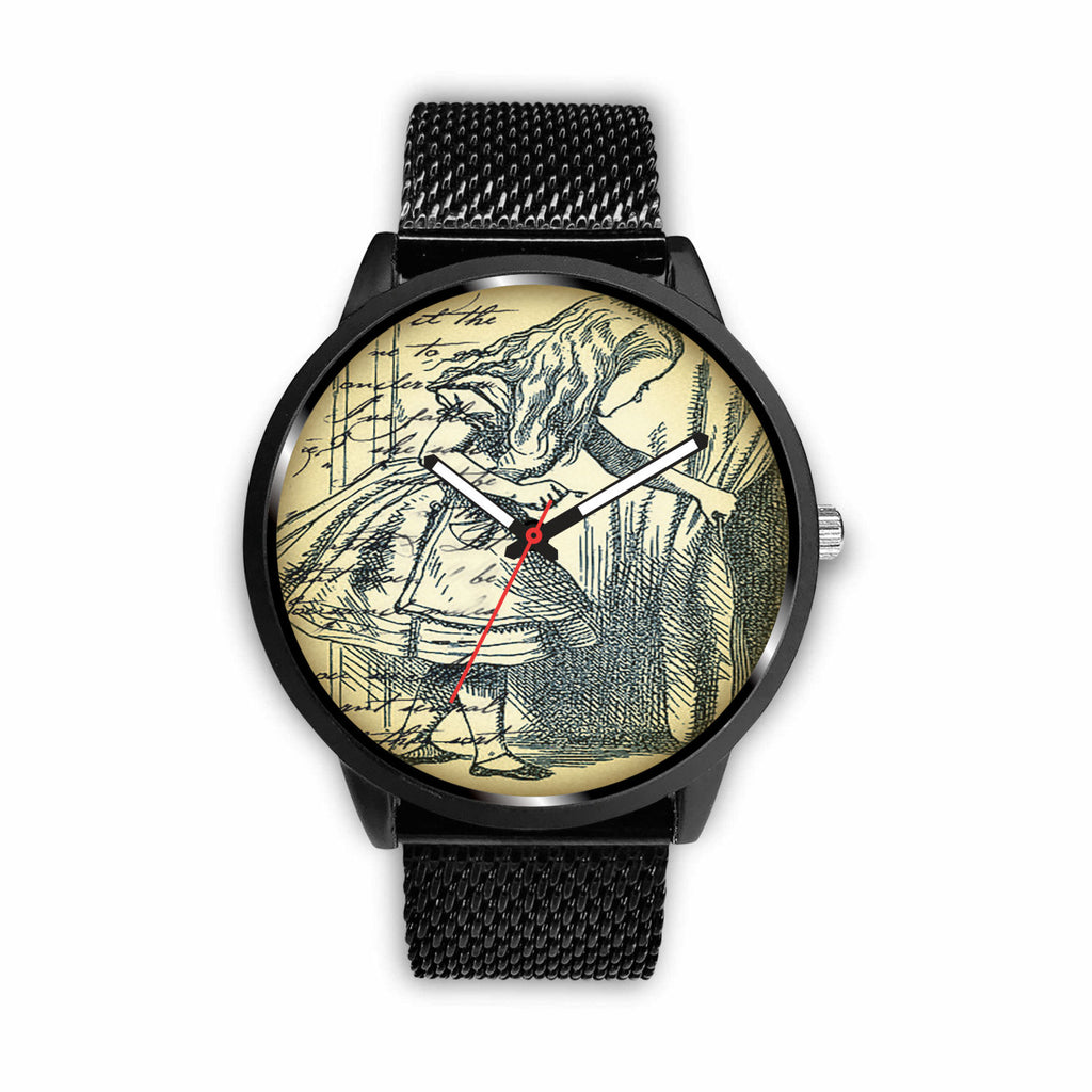 Limited Edition Vintage Inspired Custom Watch Alice 10.8