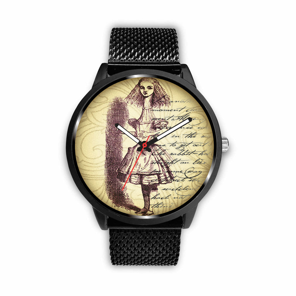 Limited Edition Vintage Inspired Custom Watch Alice 10.14