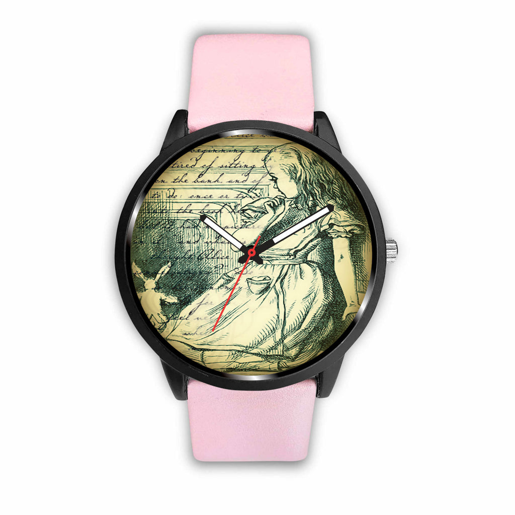 Limited Edition Vintage Inspired Custom Watch Alice 10.18