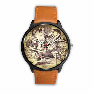 Limited Edition Vintage Inspired Custom Watch Alice 10.19