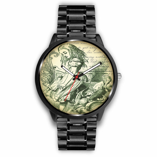 Limited Edition Vintage Inspired Custom Watch Alice 10.21