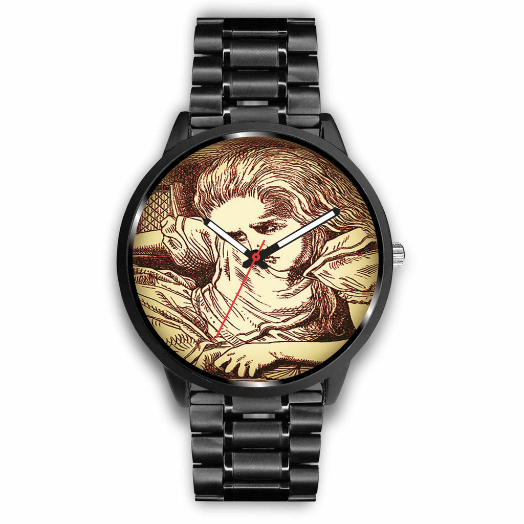 Limited Edition Vintage Inspired Custom Watch Alice 10.22