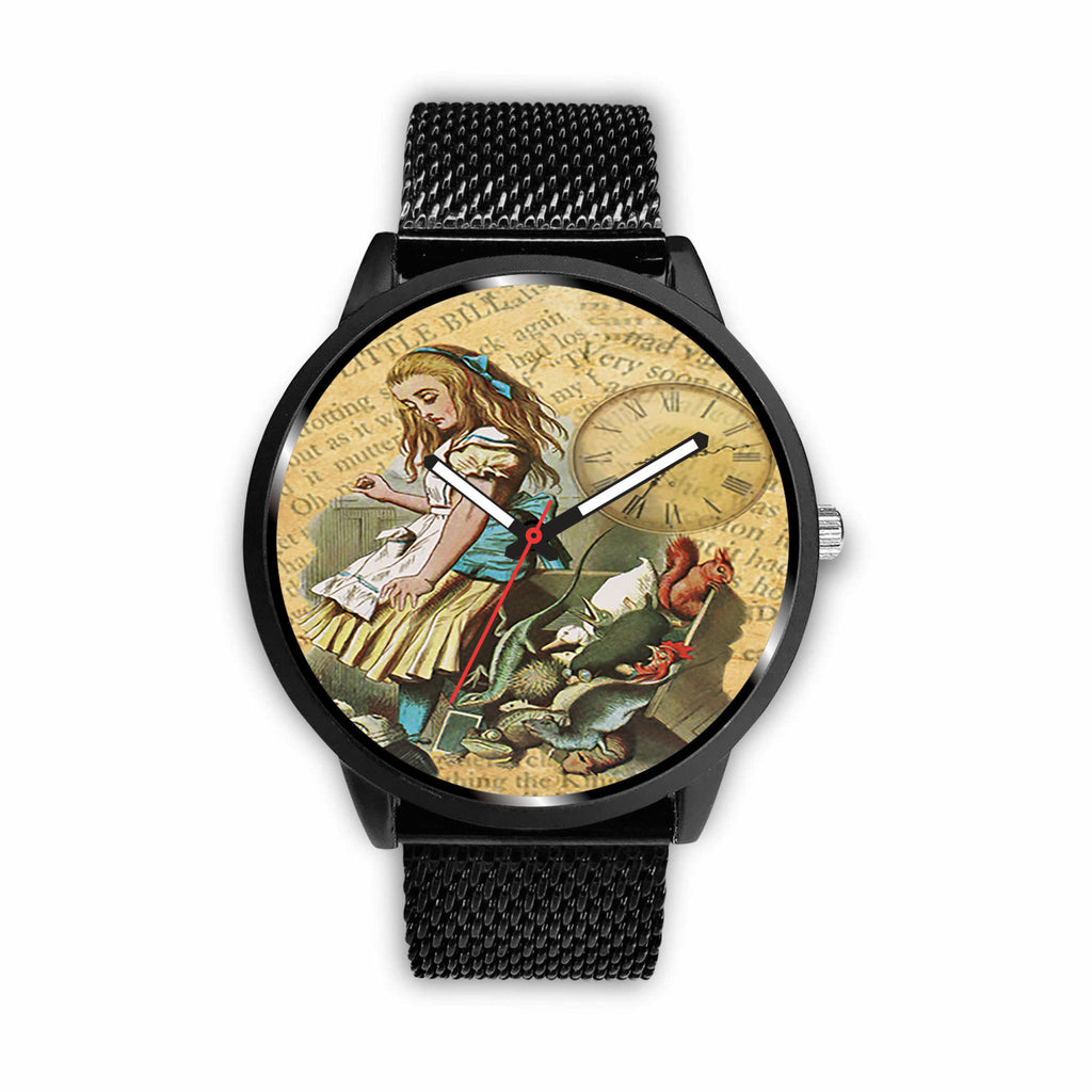 Limited Edition Vintage Inspired Custom Watch Alice 15.1