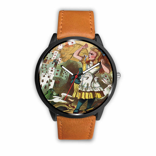 Limited Edition Vintage Inspired Custom Watch Alice 15.3