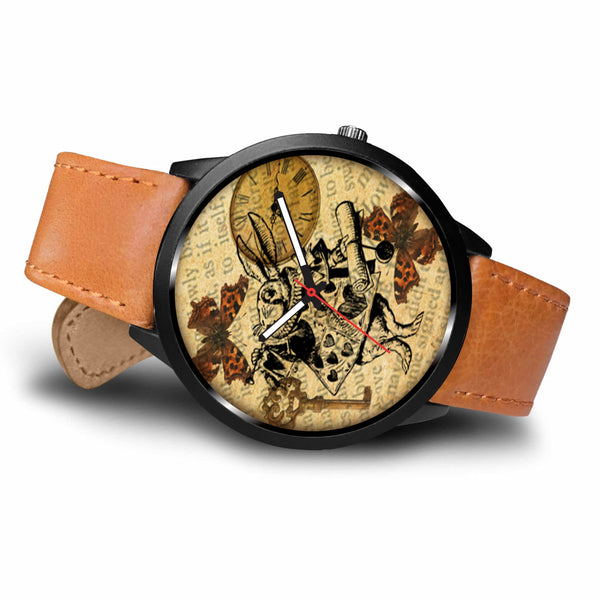 Limited Edition Vintage Inspired Custom Watch Alice 15.4
