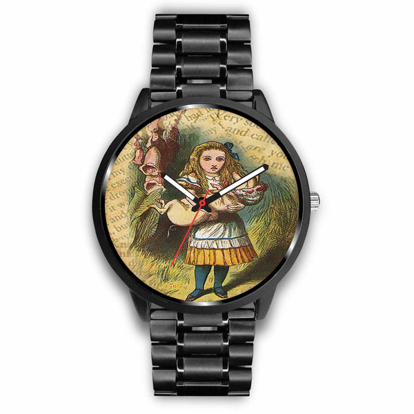Limited Edition Vintage Inspired Custom Watch Alice 15.5