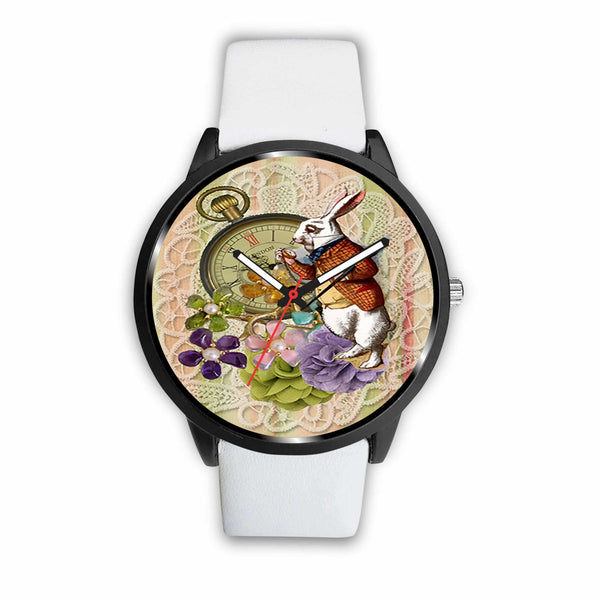 Limited Edition Vintage Inspired Custom Watch Alice 15.7 - STUDIO 11 COUTURE