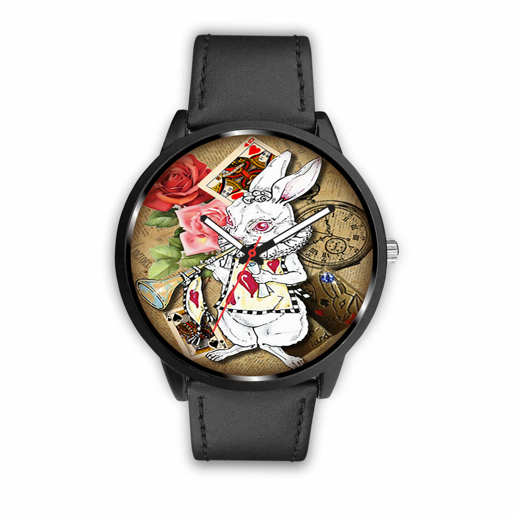 Limited Edition Vintage Inspired Custom Watch Alice 15.9 - STUDIO 11 COUTURE