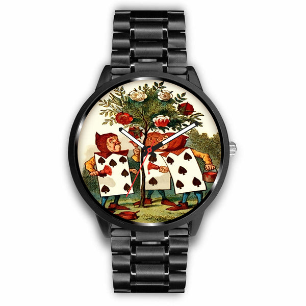 Limited Edition Vintage Inspired Custom Watch Alice 15.13