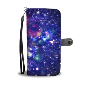 Custom Phone Wallet Available For All Phone Models Galaxy Fashion Phone Wallet