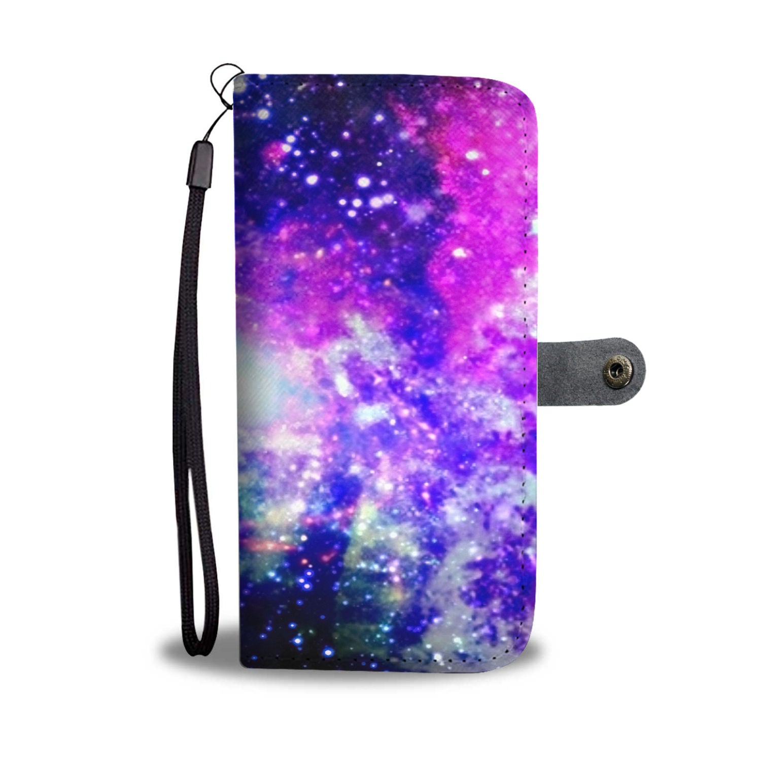 Custom Phone Wallet Available For All Phone Models Galaxy II Fashion Phone Wallet