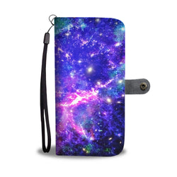Custom Phone Wallet Available For All Phone Models Galaxy IV Fashion Phone Wallet - STUDIO 11 COUTURE