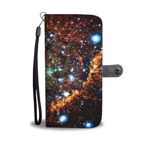 Custom Phone Wallet Available For All Phone Models Galaxy V Fashion Phone Wallet