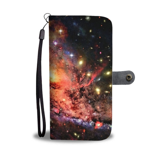 Custom Phone Wallet Available For All Phone Models Galaxy VI Fashion Phone Wallet - STUDIO 11 COUTURE