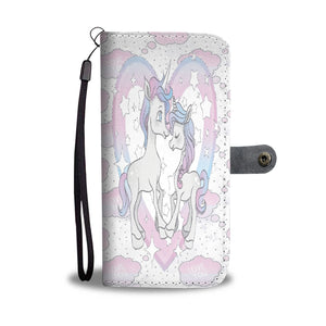 Custom Phone Wallet Available For All Phone Models Unicorn II Fashion Phone Wallet