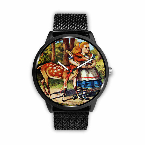 Limited Edition Vintage Inspired Custom Watch Alice 15.15