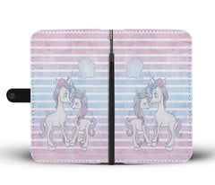 Custom Phone Wallet Available For All Phone Models Unicorn III Fashion Phone Wallet