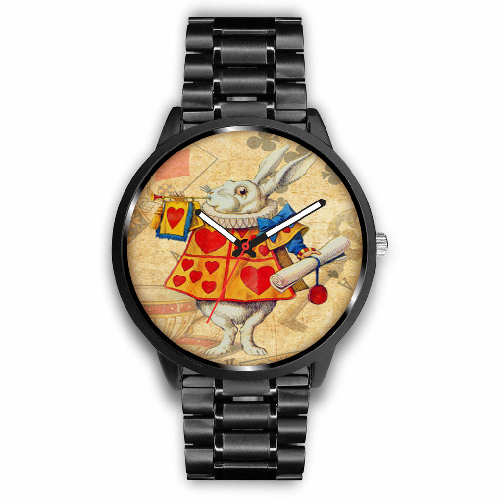 Limited Edition Vintage Inspired Custom Watch Alice 15.16