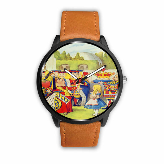 Limited Edition Vintage Inspired Custom Watch Alice 15.20