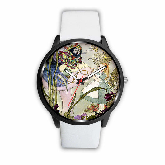 Limited Edition Vintage Inspired Custom Watch Alice 15.21
