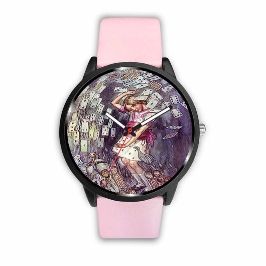 Limited Edition Vintage Inspired Custom Watch Alice 15.23
