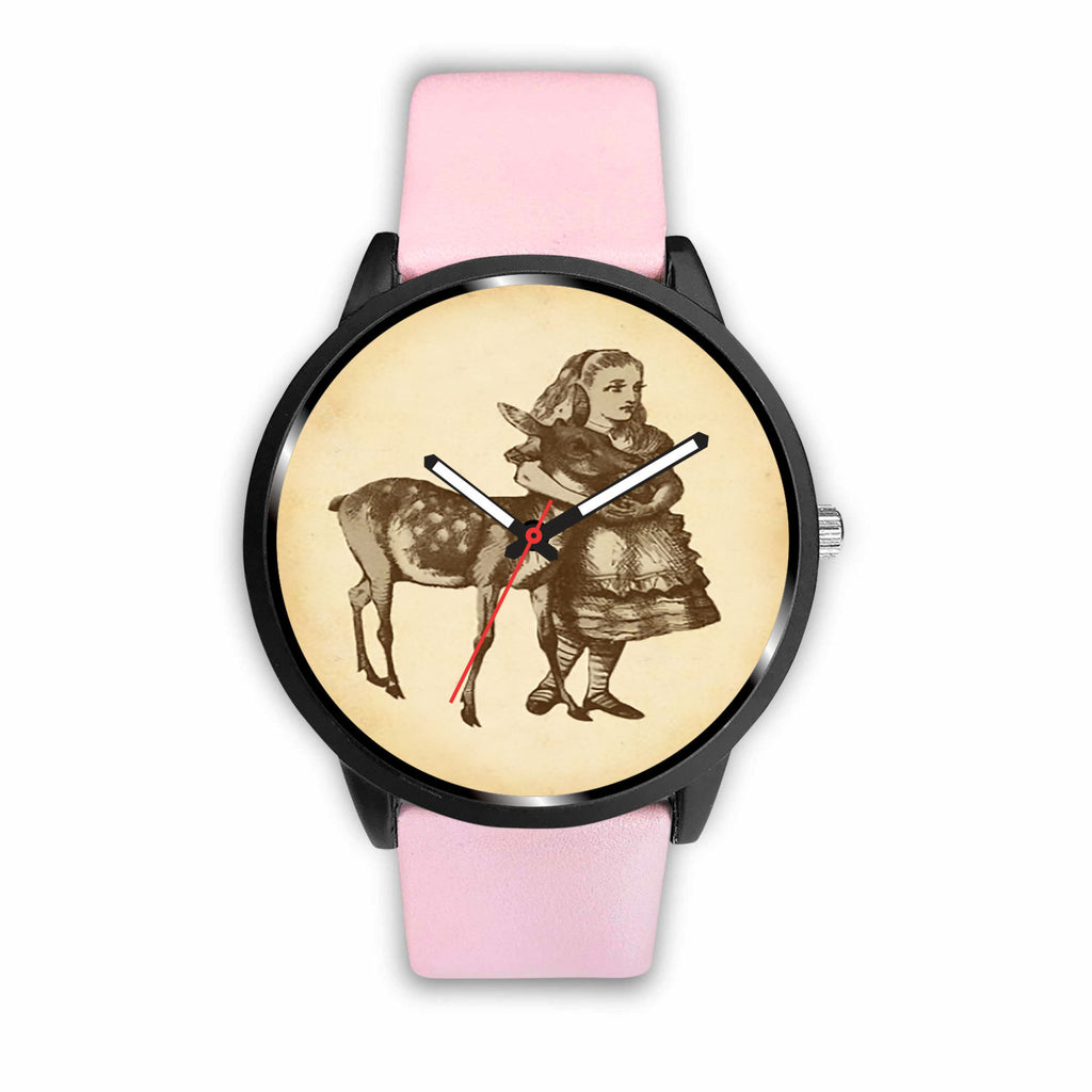 Limited Edition Vintage Inspired Custom Watch Alice 18.2