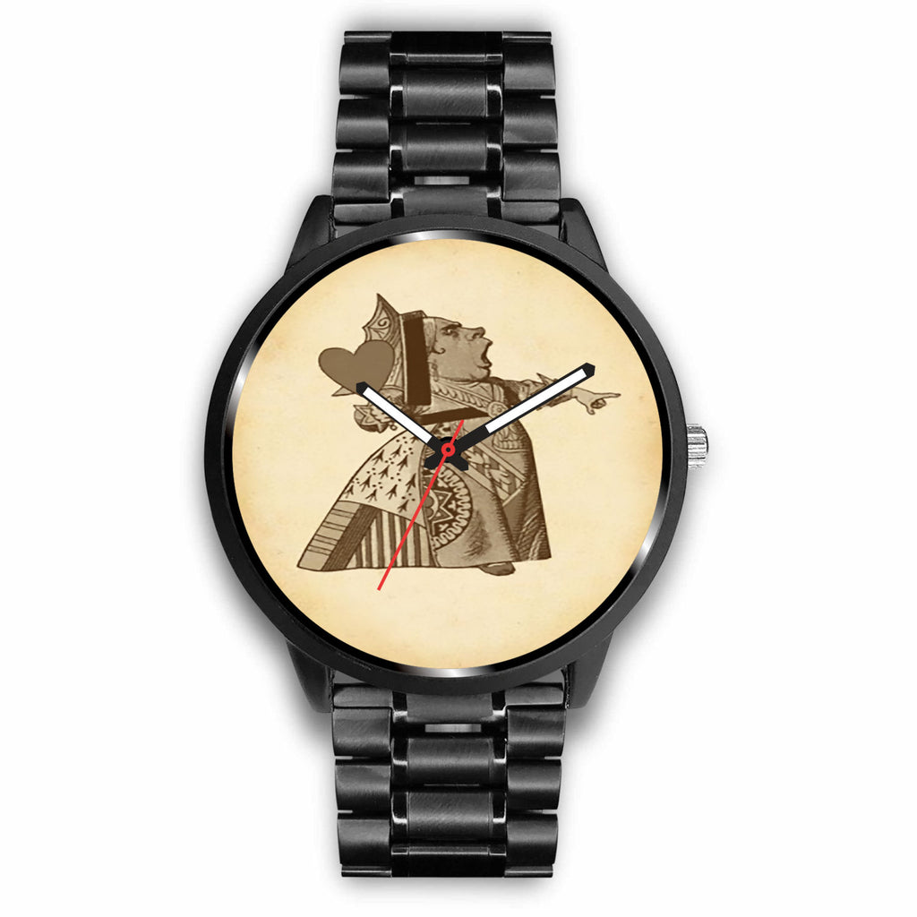 Limited Edition Vintage Inspired Custom Watch Alice 18.5