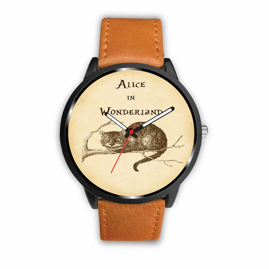 Limited Edition Vintage Inspired Custom Watch Alice 18.6